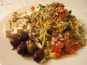 Mat för en pitta enligt ayurveda